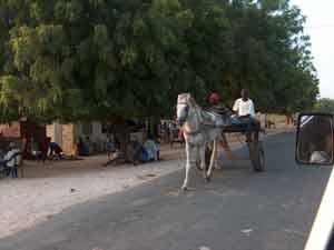 Sénégal - Comment se déplacer