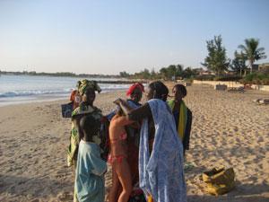 Sénégal - Comment se vetir